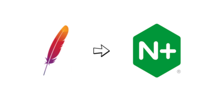 Apache2 서버를 Nginx로 교체하기